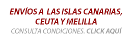 Envío Canarias