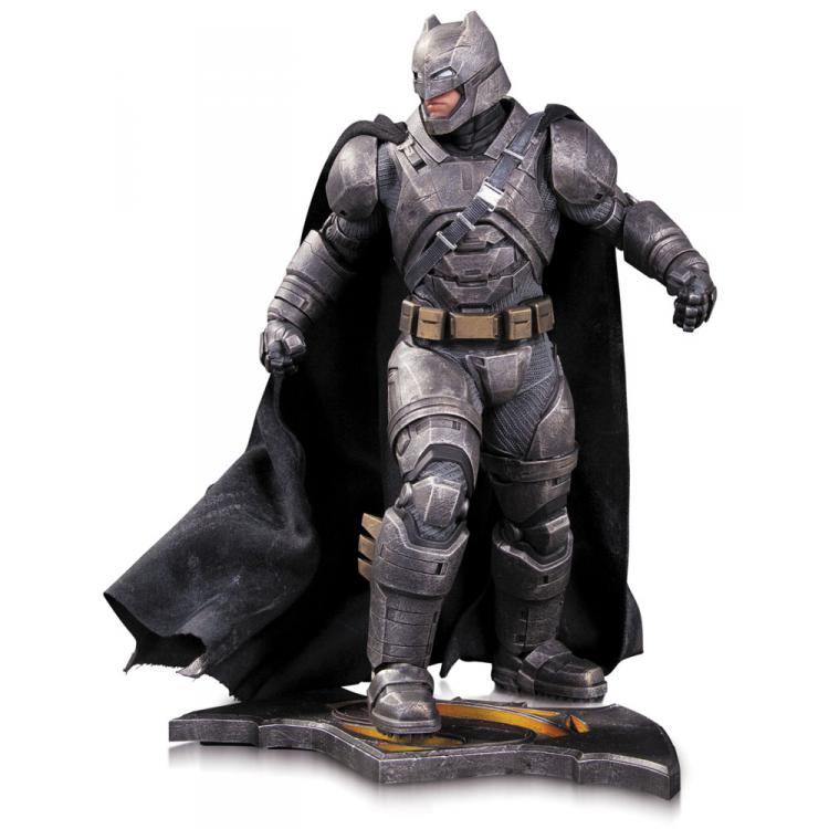 Batman vs Superman El Amanecer de la Justicia Estatua Armored Batman 32 cm